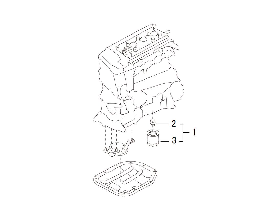 фильтр - масло