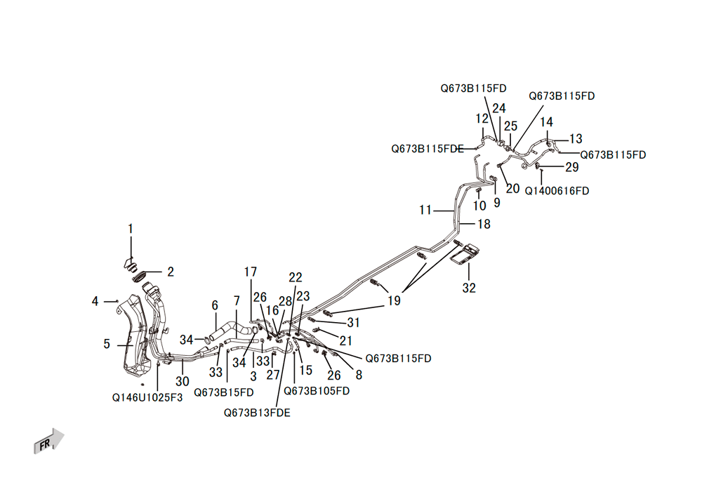 топливопровод