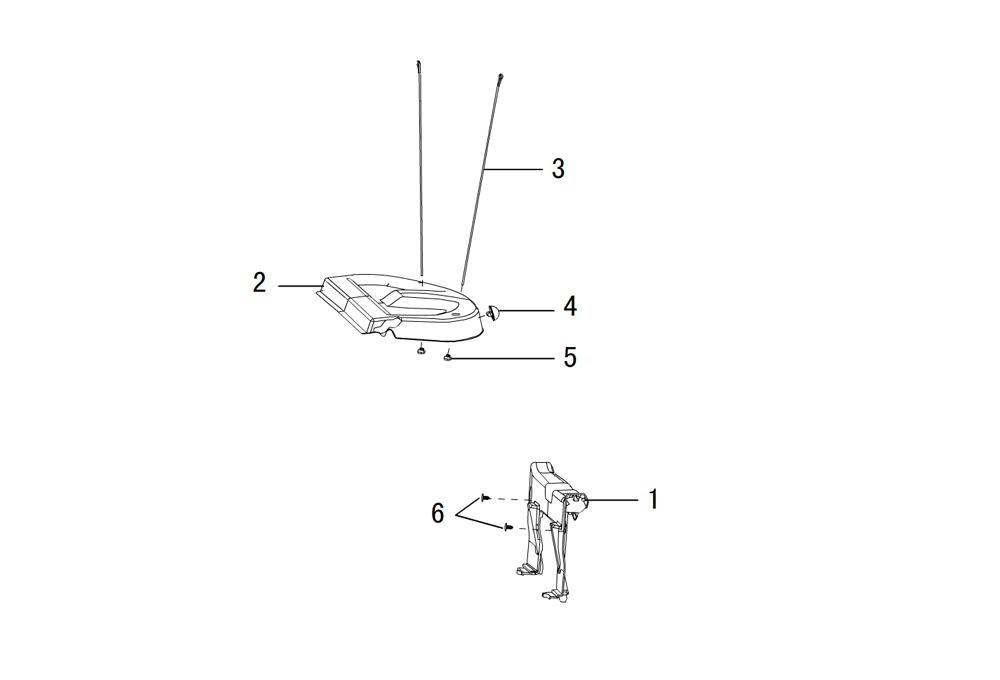 трим панель передней стенки