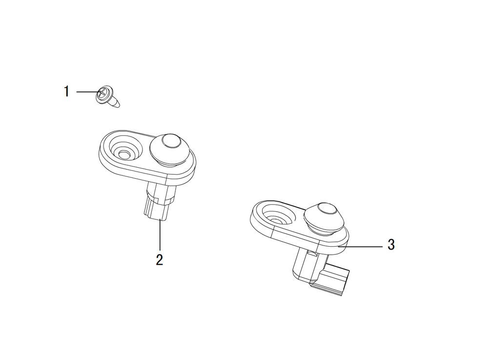 выключатель дверных ламп
