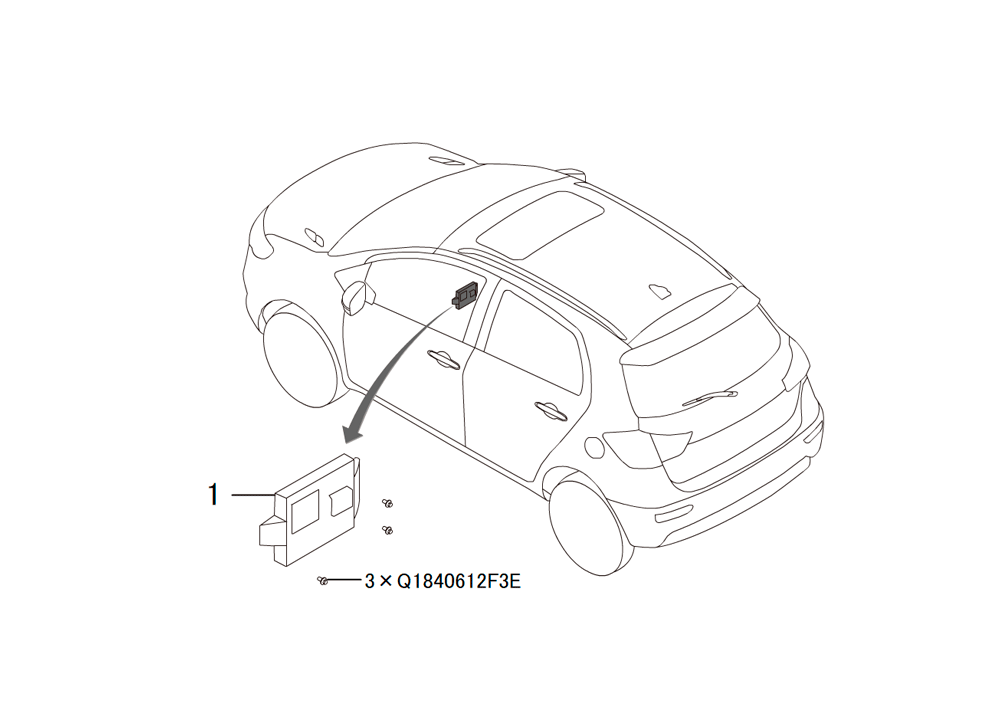 контролер кузова