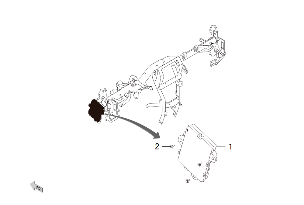 контроллер кузова