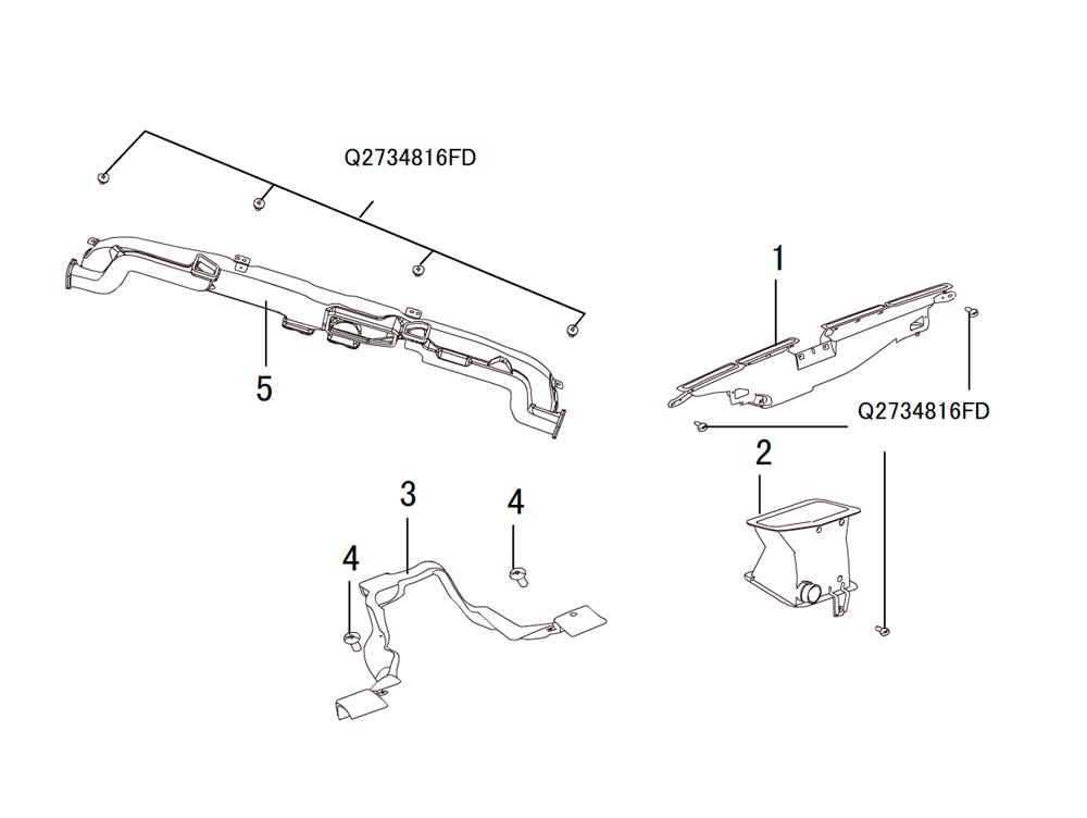 воздуховоды (нового образца)