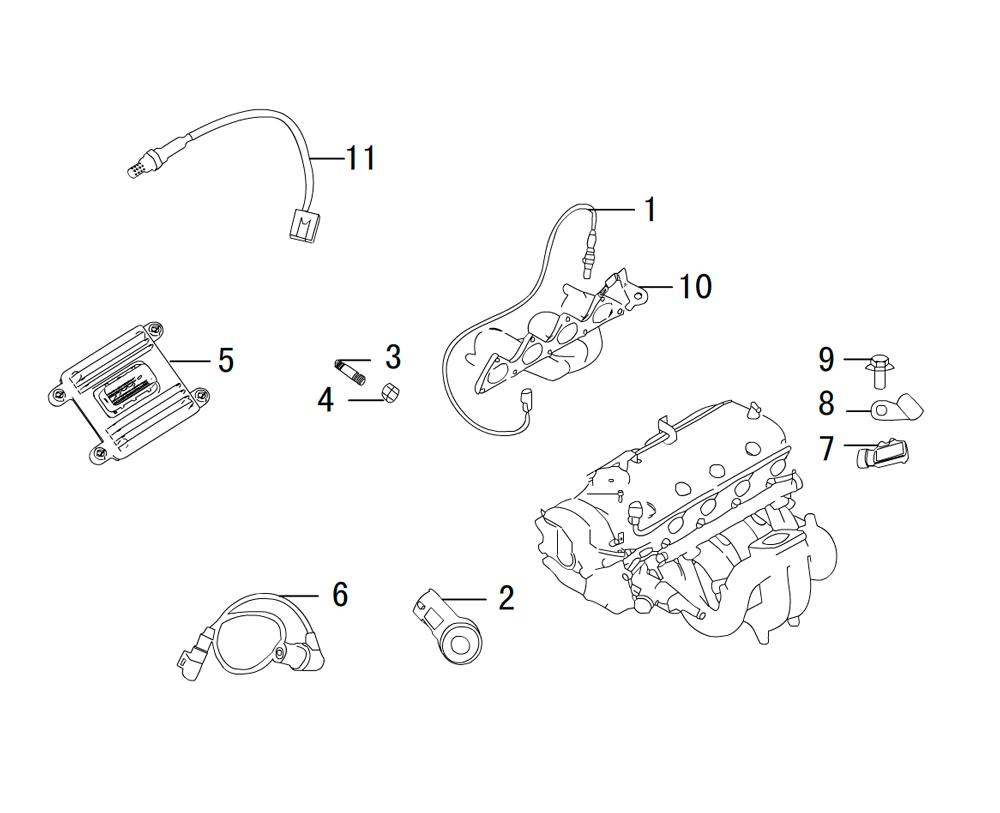 управление двигателем