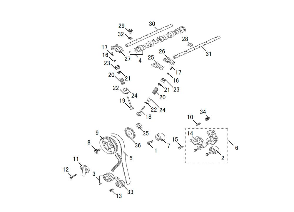 управление двигателем грм