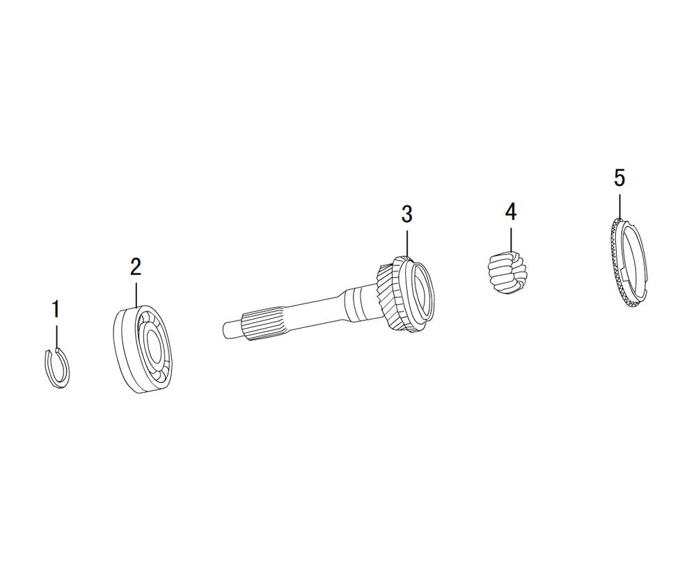 кпп 4х2 2.5TDI (2)