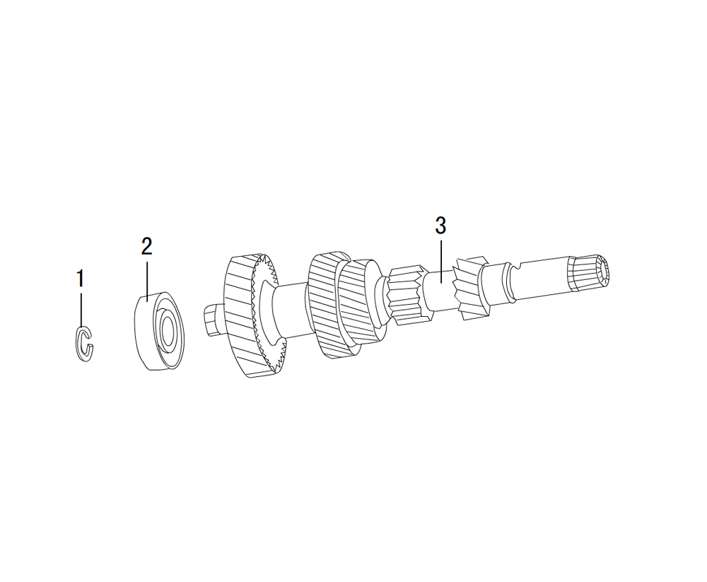 кпп 4х2 2.5TDI (4)