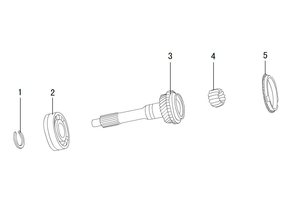кпп 4х4 2.5TDI (5)