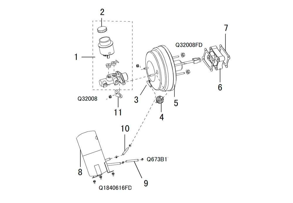 вакуумный усилитель, гтц (2)