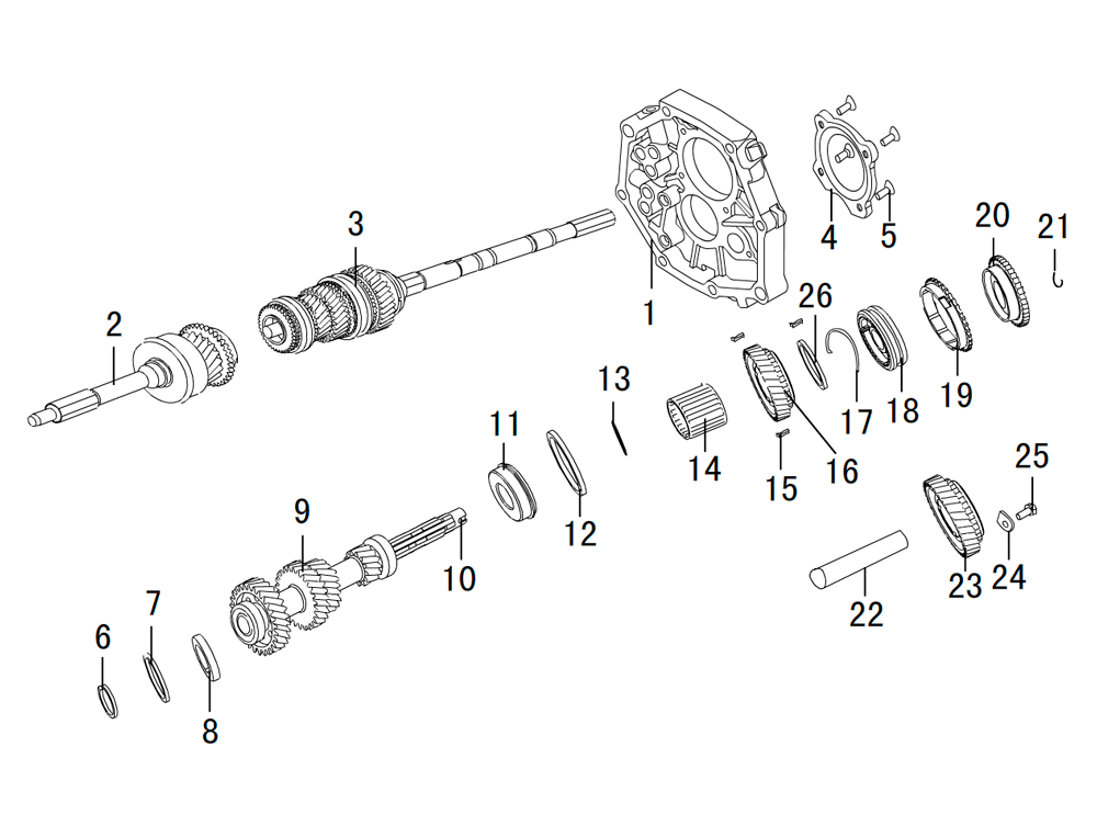 кпп 4х4 HF-BSQ-K81-ZM (3)