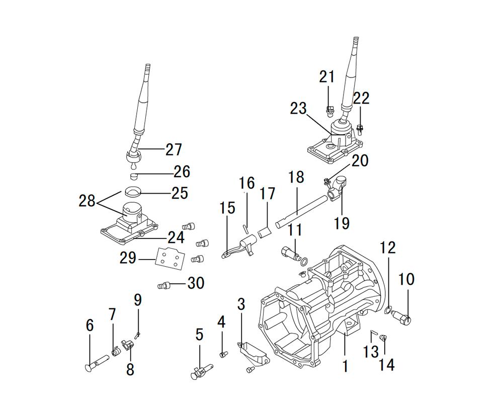 кпп 4х4 HF-BSQ-K81-ZM (5)