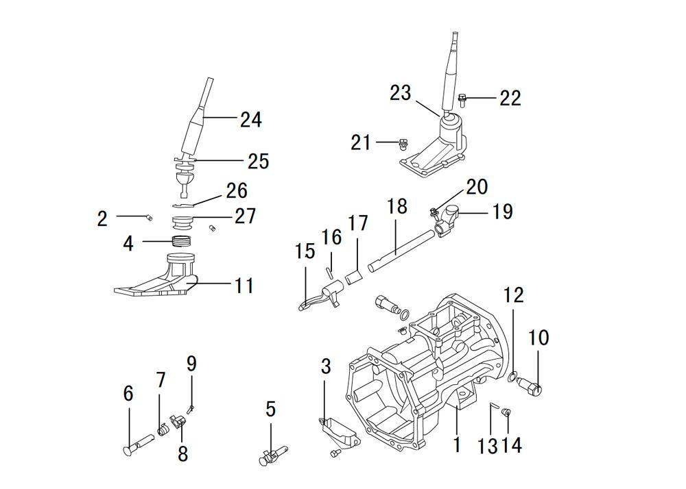 кпп 4х4 HF-BSQ-K81-TC (5)