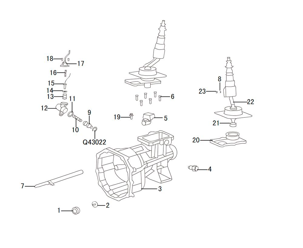 кпп 4х4 HF-BSQ-K84 (5)