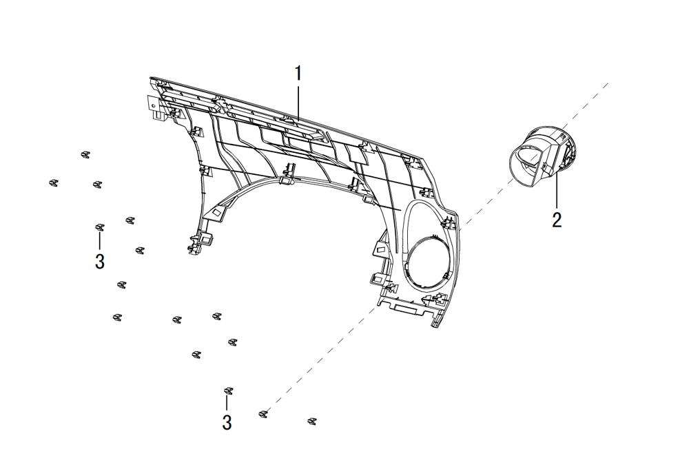 инструментальная панель 8