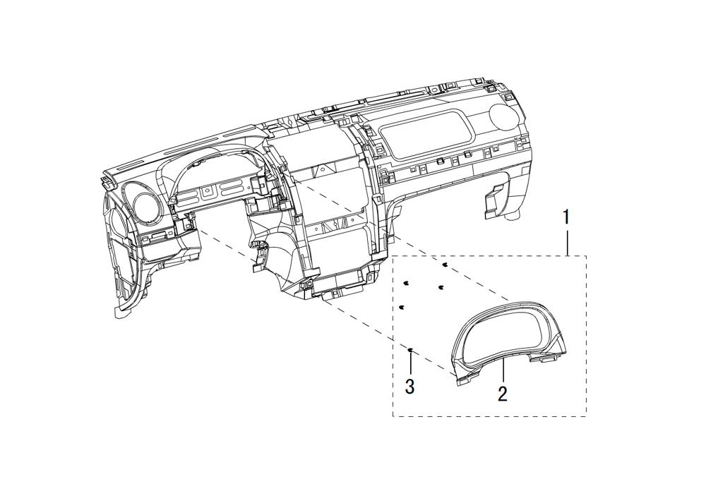 инструментальная панель 9