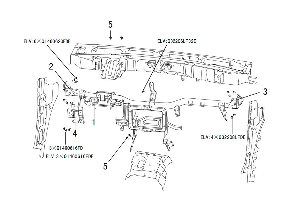 усилитель инструментальной панели