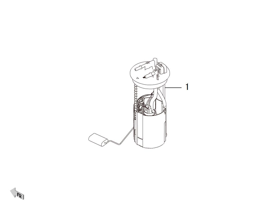 топливная помпа