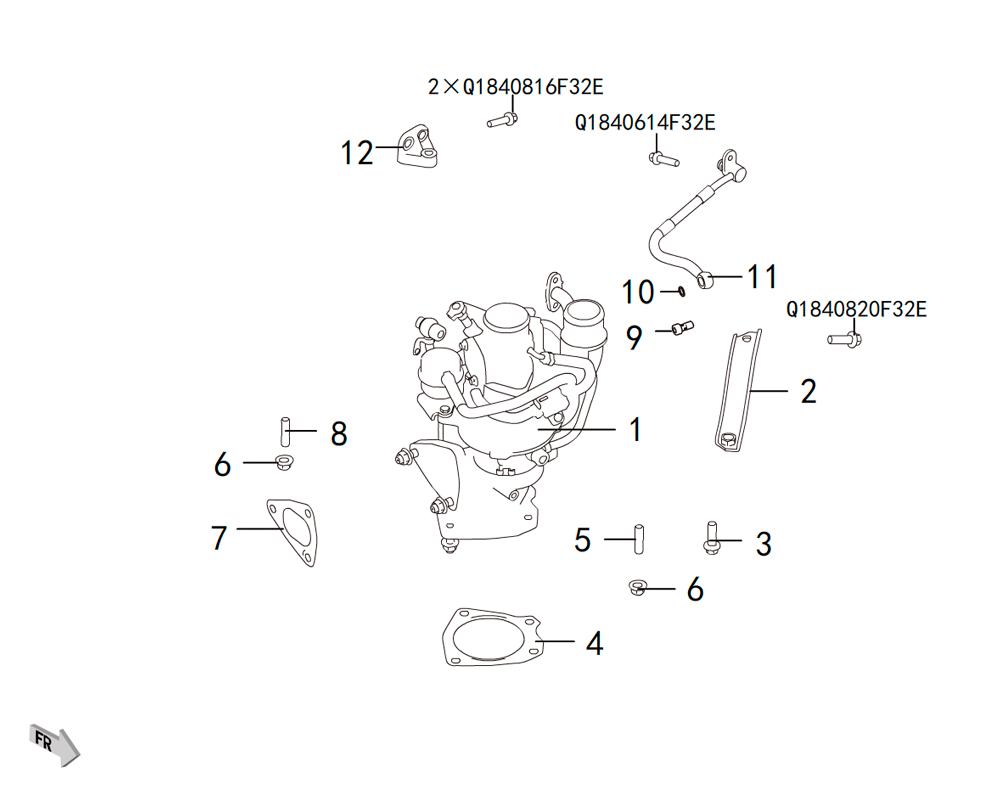 4C20 - турбина 1
