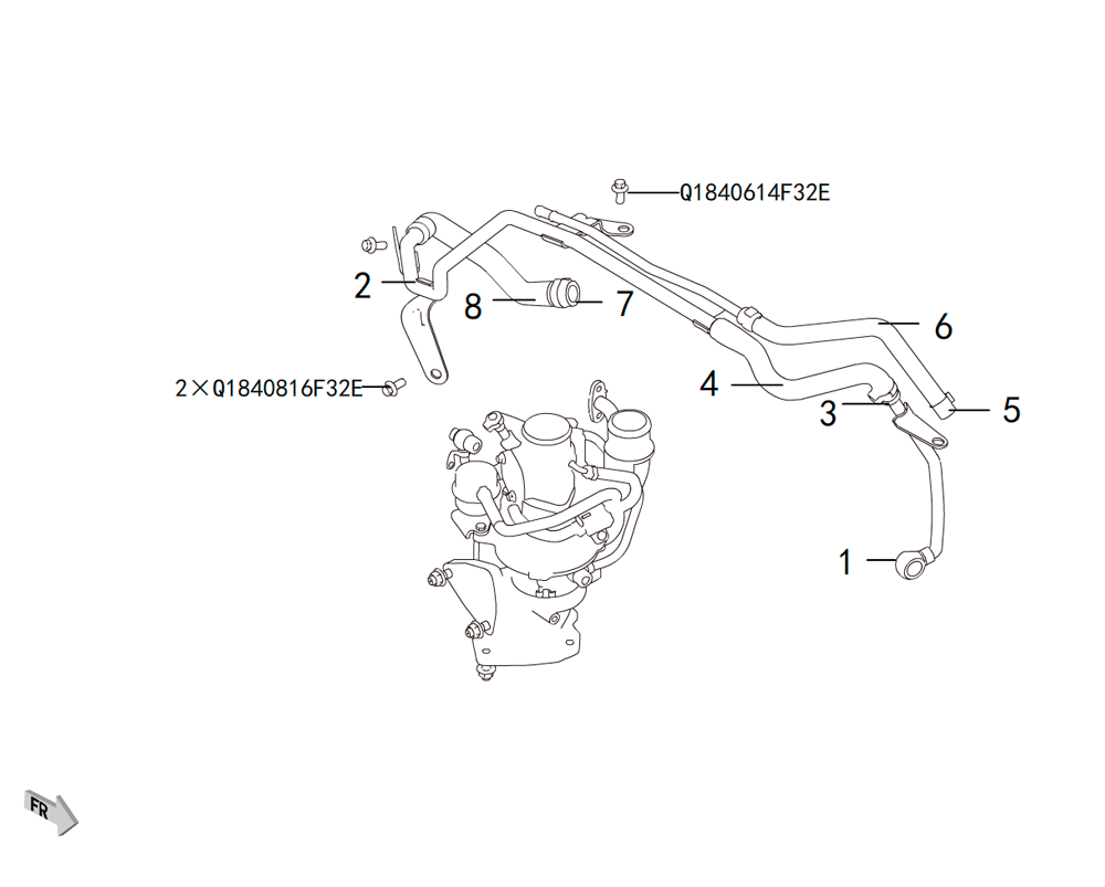 4C20 - турбина 3