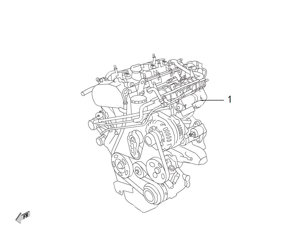 4C20 - двигатель