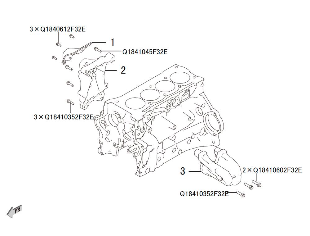 4C20 - монтажные элементы