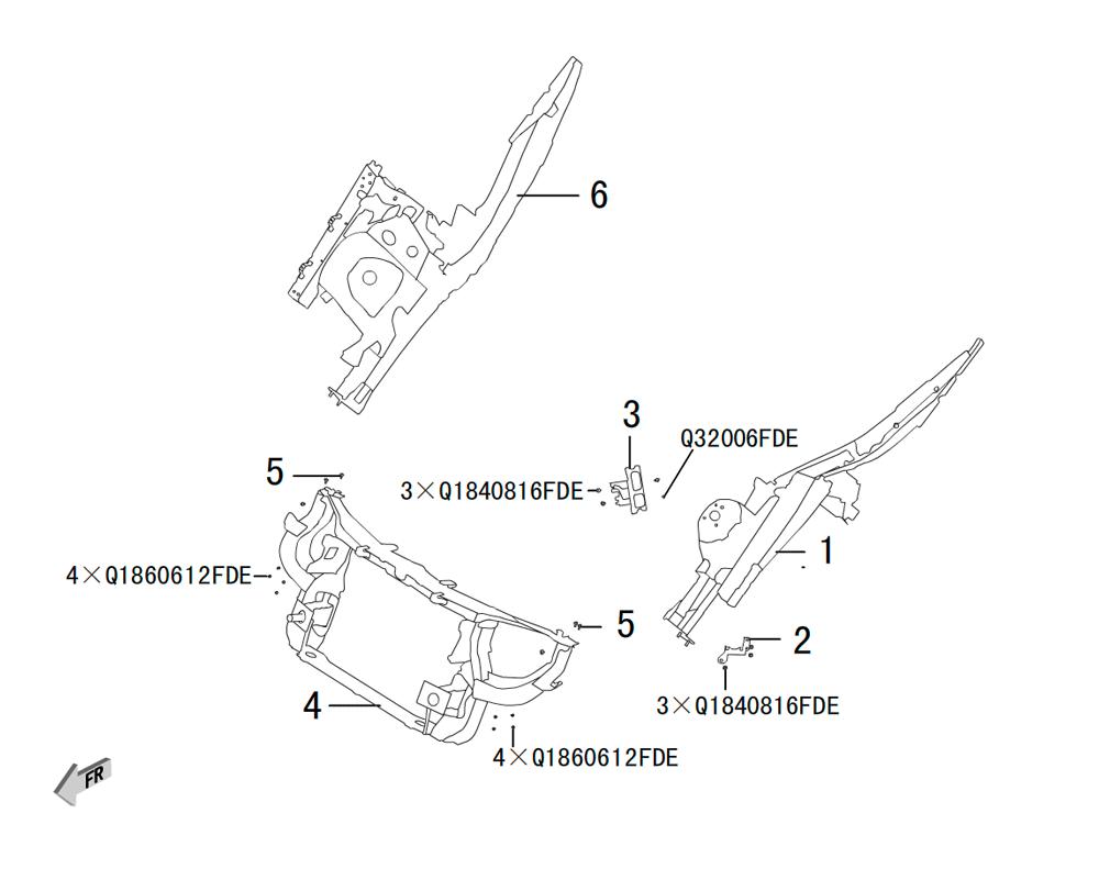панель под радиатор