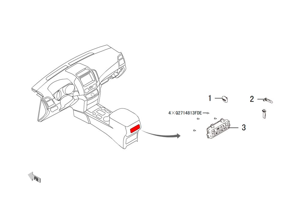 контрольная панель 2