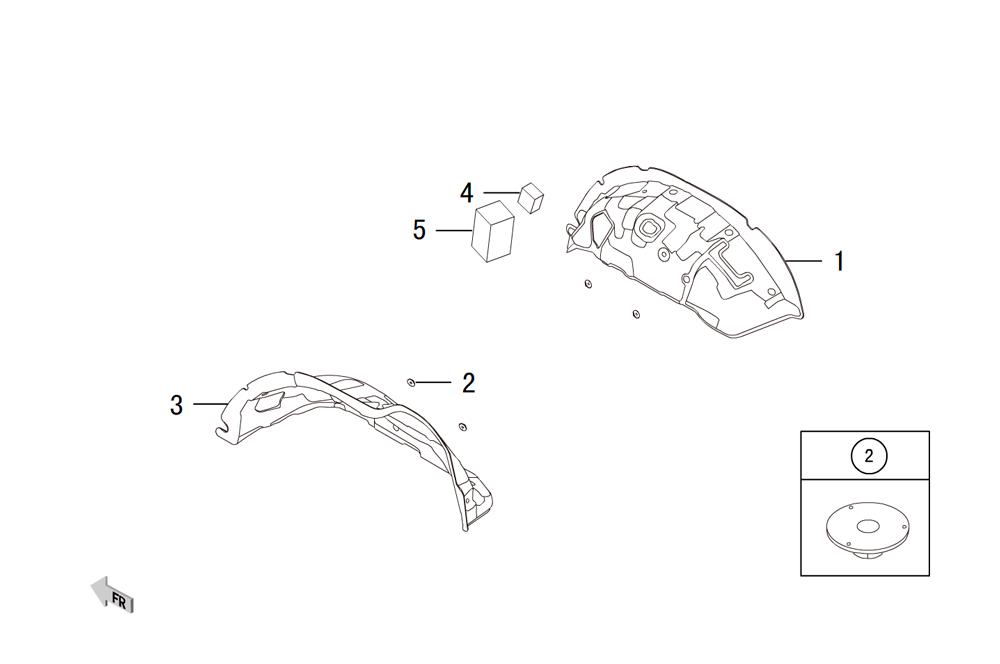 боковая стенка теплоизолятор