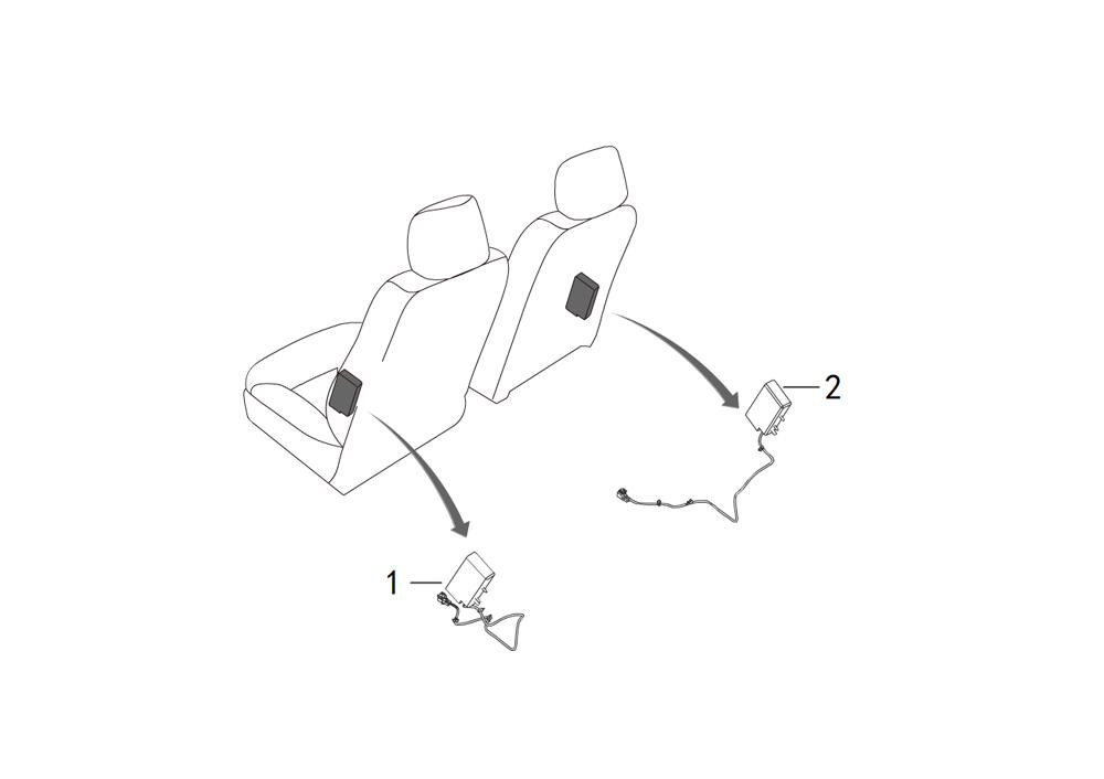 боковые AIR BAG