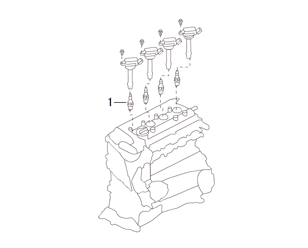 SPARK PLUG ASSEMBLY