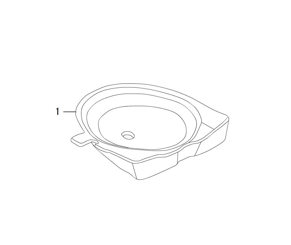 коврик под запасное колесо