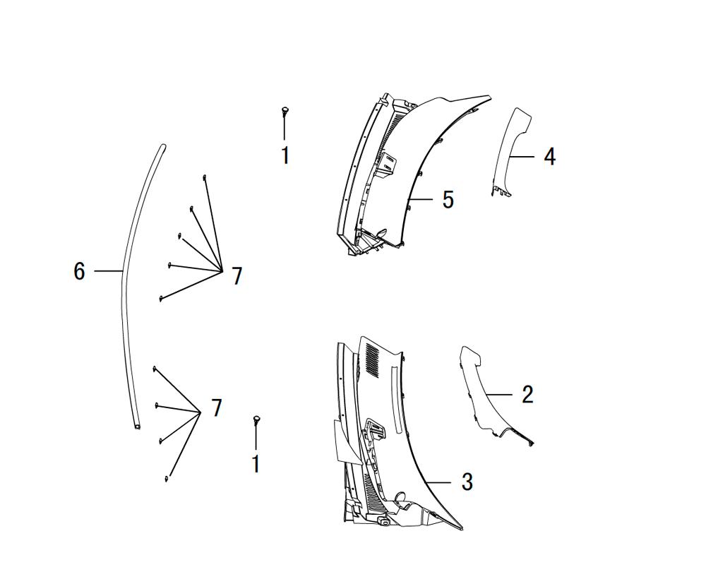 передняя стенка вентиляционное отверстие