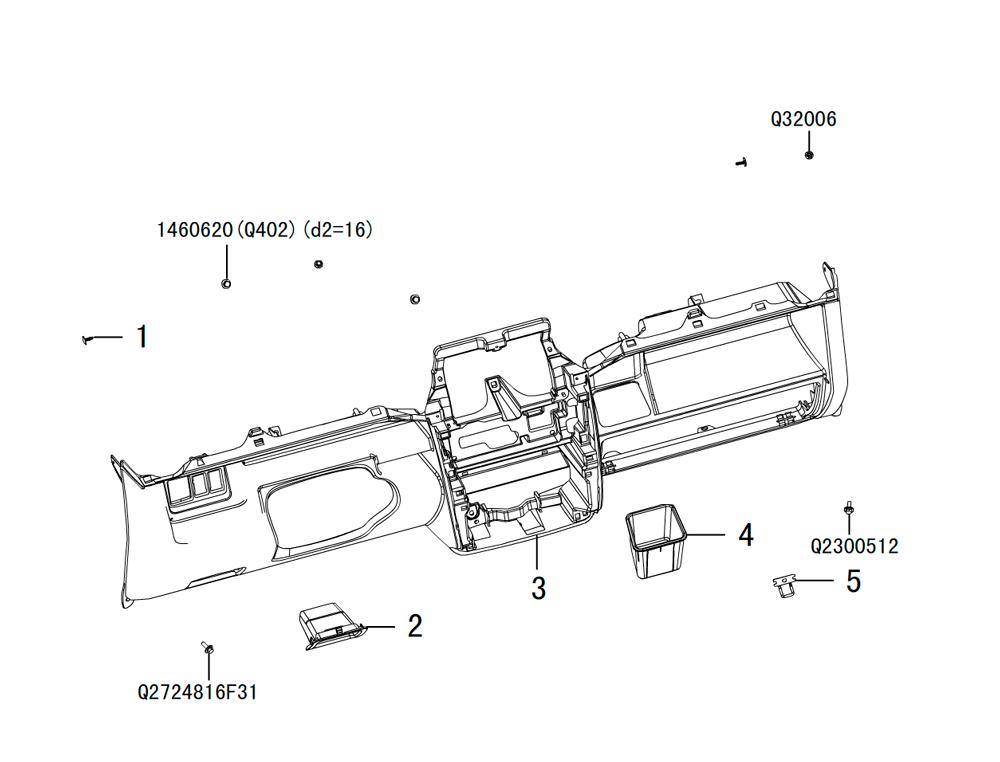 инструментальная панель 1