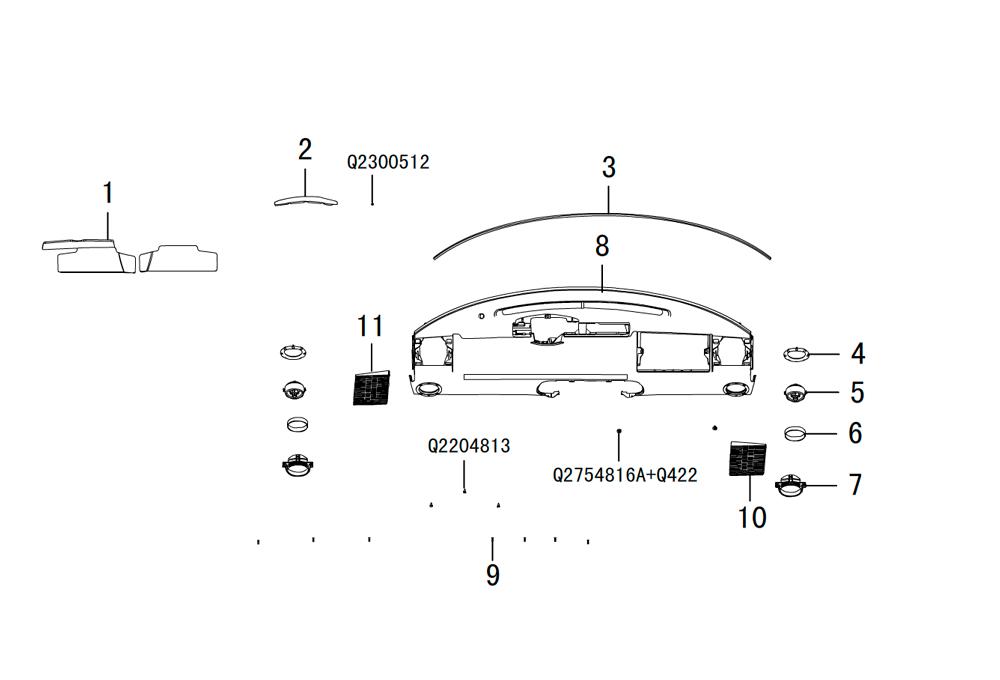 инструментальная панель 5