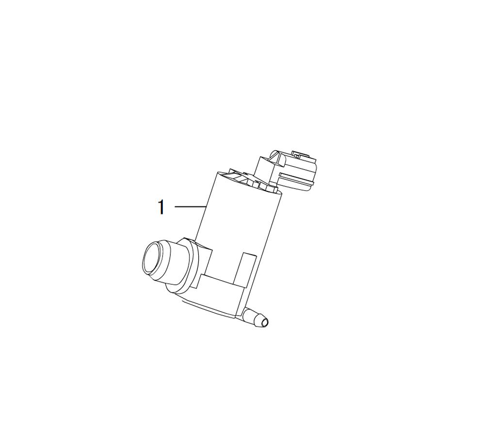 мотор омывателя