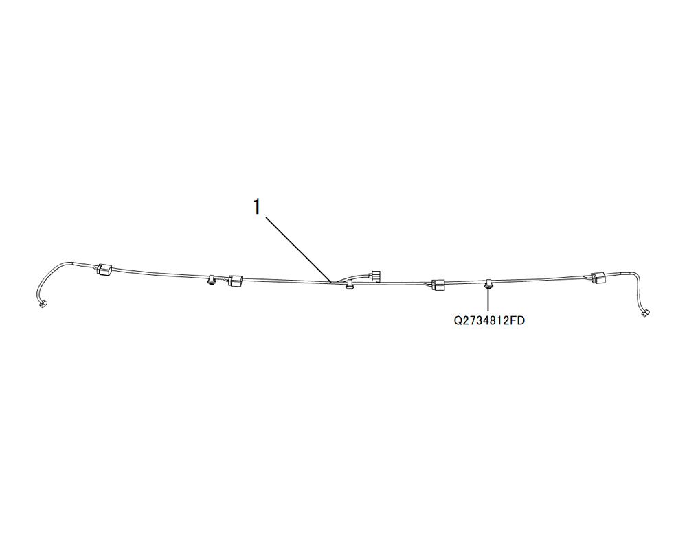провода - задняя часть