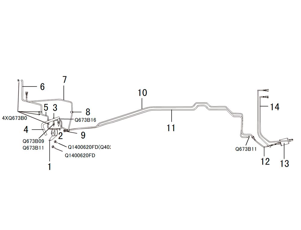 топливопровод 2