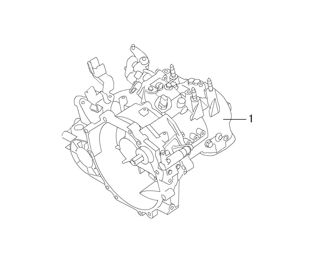 мкпп SH78Z