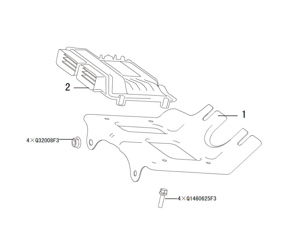 акпп TCU