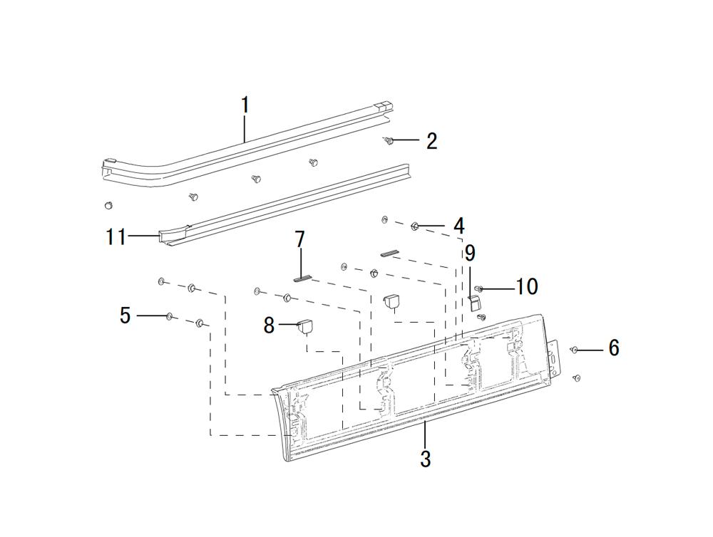 механизм скольжения двери